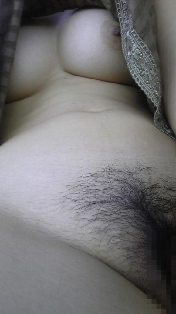 素人らしい生々しいマン毛のエロ画像33枚・36枚目の画像