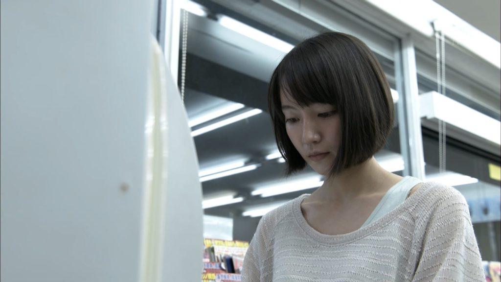吉岡里帆のドラマ『死幣-DEATH CASH-』のエロ画像24