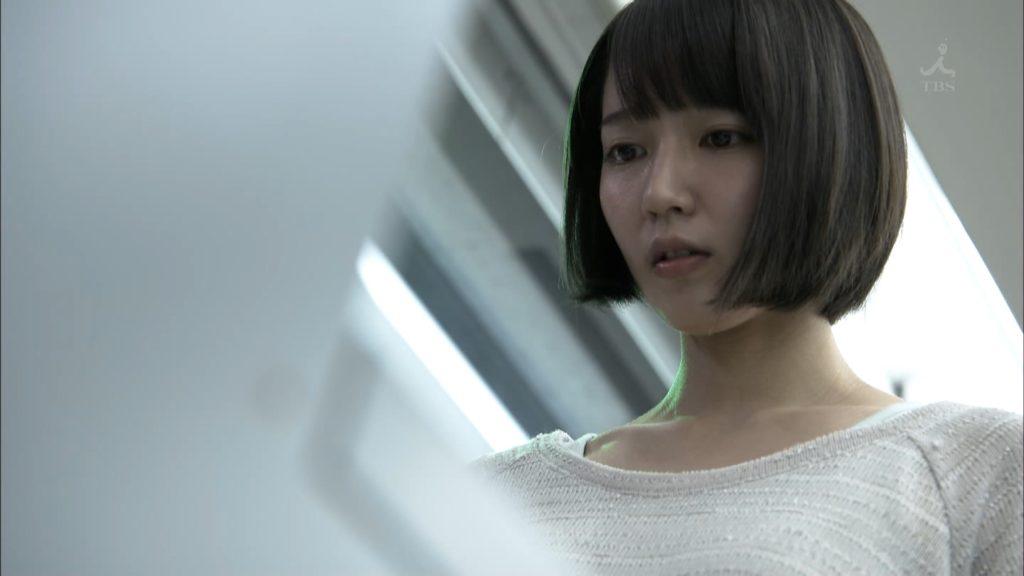 吉岡里帆のドラマ『死幣-DEATH CASH-』のエロ画像27