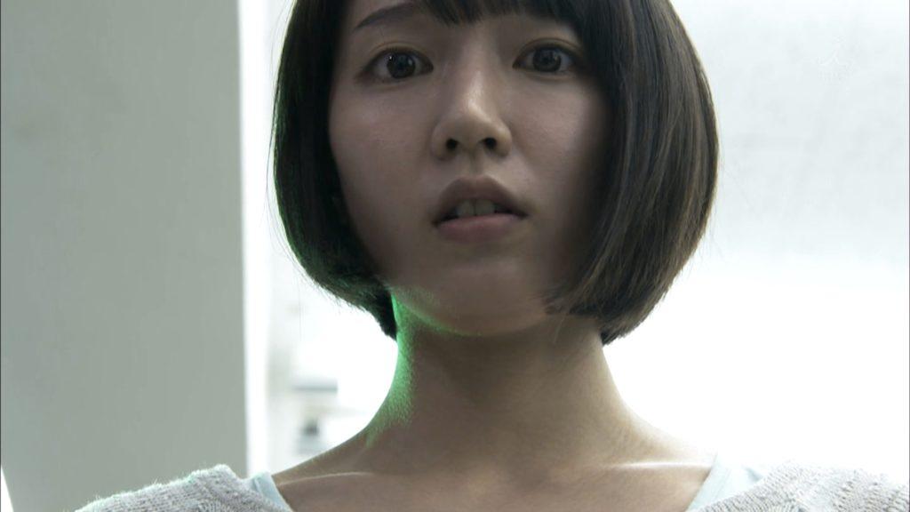 吉岡里帆のドラマ『死幣-DEATH CASH-』のエロ画像28