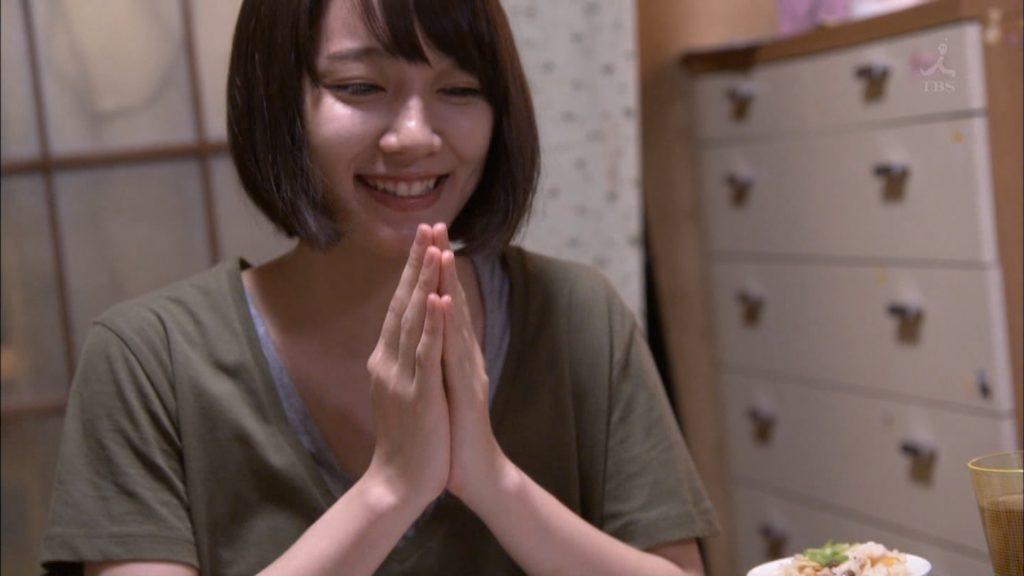 吉岡里帆のドラマ『死幣-DEATH CASH-』のエロ画像29