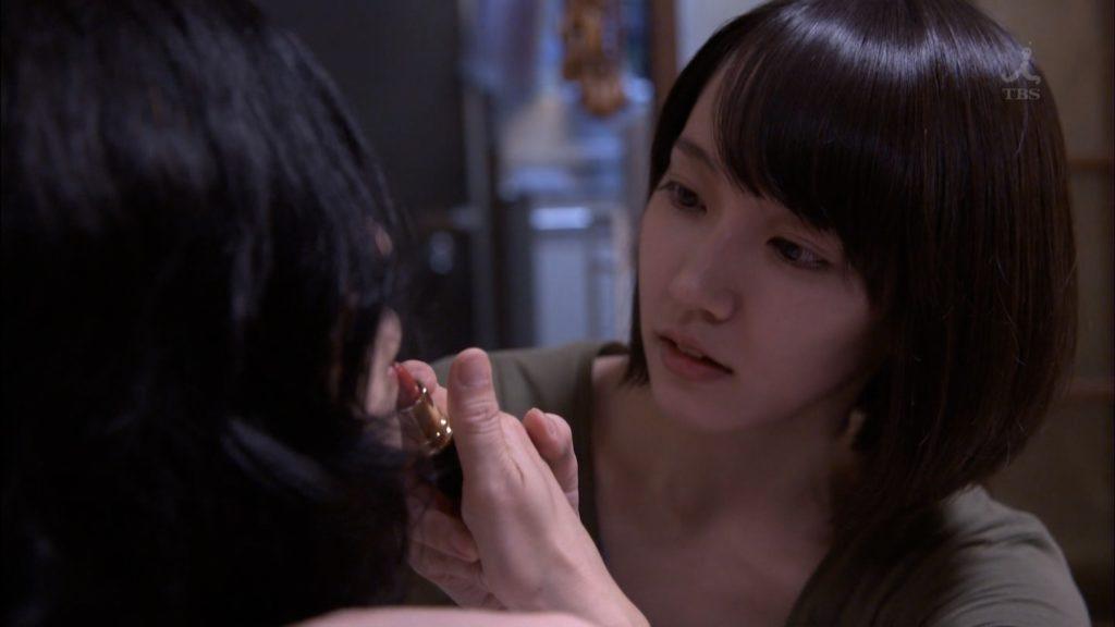 吉岡里帆のドラマ『死幣-DEATH CASH-』のエロ画像30