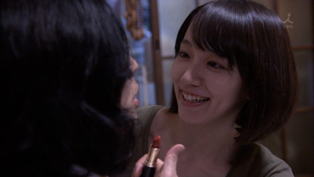 吉岡里帆のドラマ『死幣-DEATH CASH-』のエロ画像31