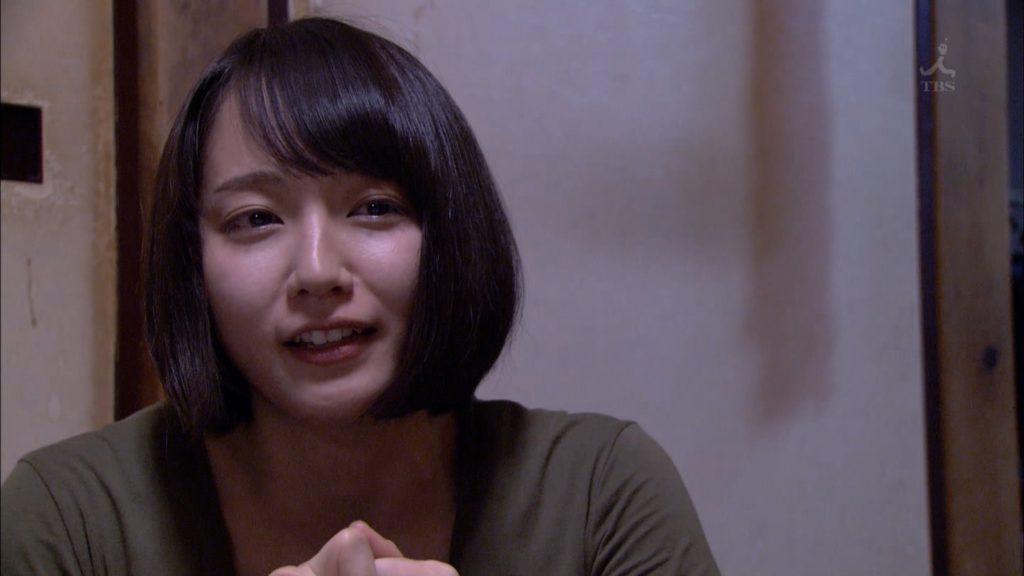 吉岡里帆のドラマ『死幣-DEATH CASH-』のエロ画像32