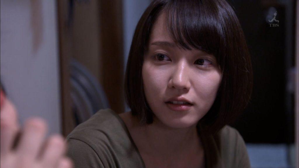 吉岡里帆のドラマ『死幣-DEATH CASH-』のエロ画像34
