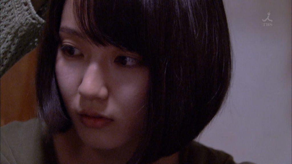 吉岡里帆のドラマ『死幣-DEATH CASH-』のエロ画像35