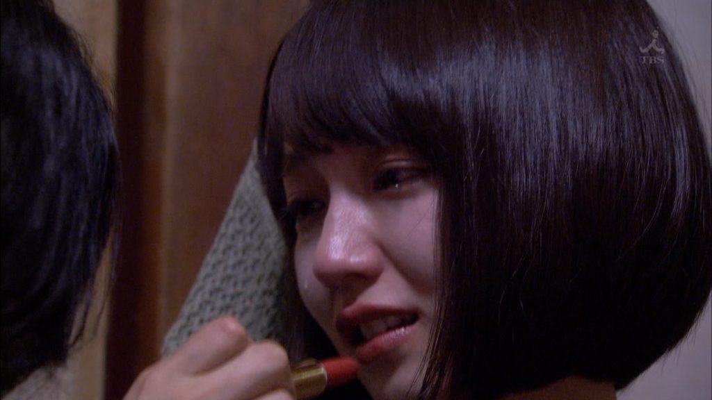 吉岡里帆のドラマ『死幣-DEATH CASH-』のエロ画像37