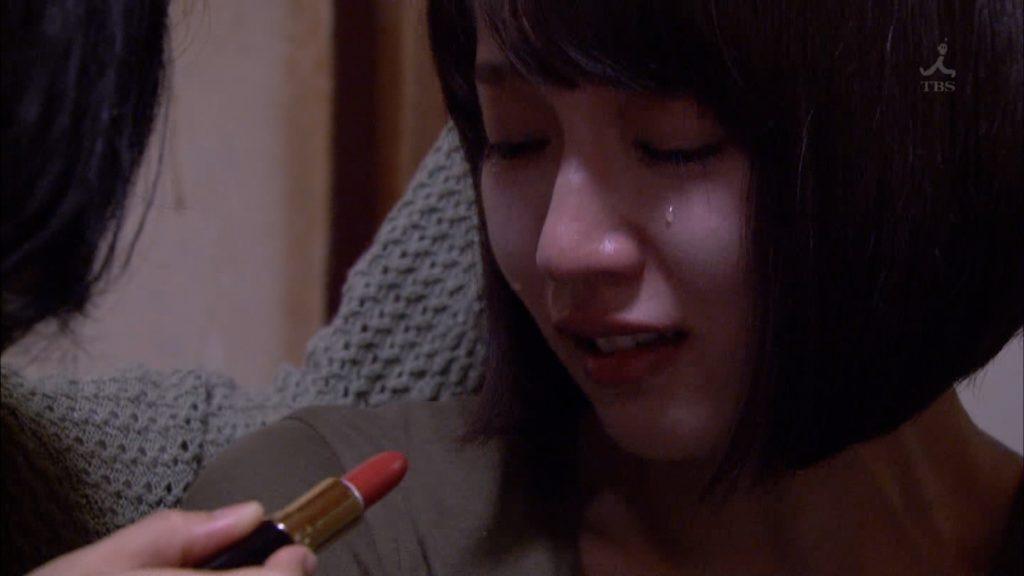 吉岡里帆のドラマ『死幣-DEATH CASH-』のエロ画像38