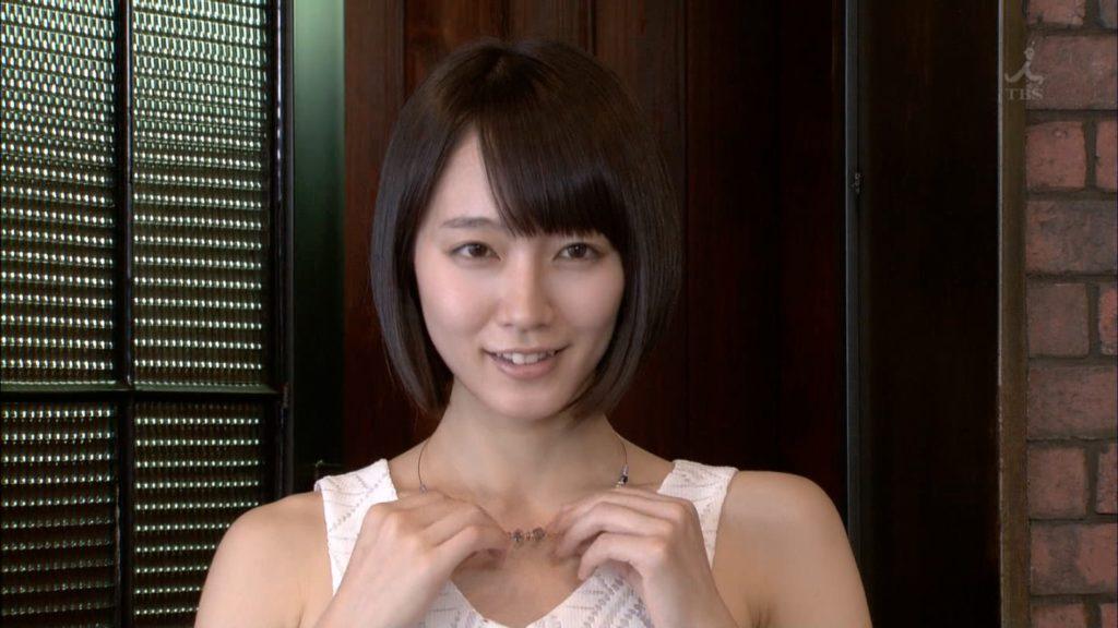 吉岡里帆のドラマ『死幣-DEATH CASH-』のエロ画像40