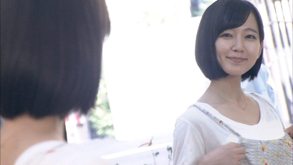 吉岡里帆のドラマ『死幣-DEATH CASH-』のエロ画像41
