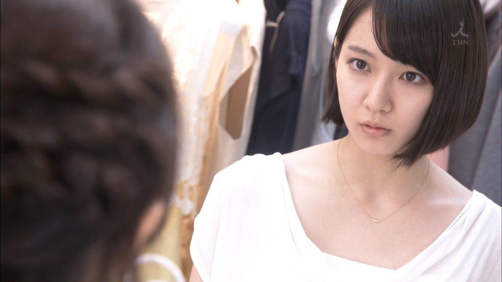 吉岡里帆のドラマ『死幣-DEATH CASH-』のエロ画像44