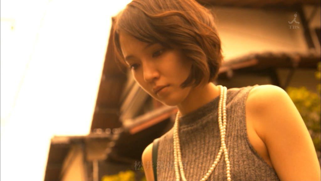 吉岡里帆のドラマ『死幣-DEATH CASH-』のエロ画像48