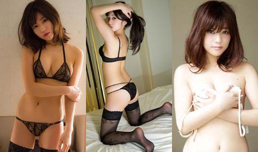 大澤玲美(25)の水着・下着やF乳おっぱいが抜ける画像150枚