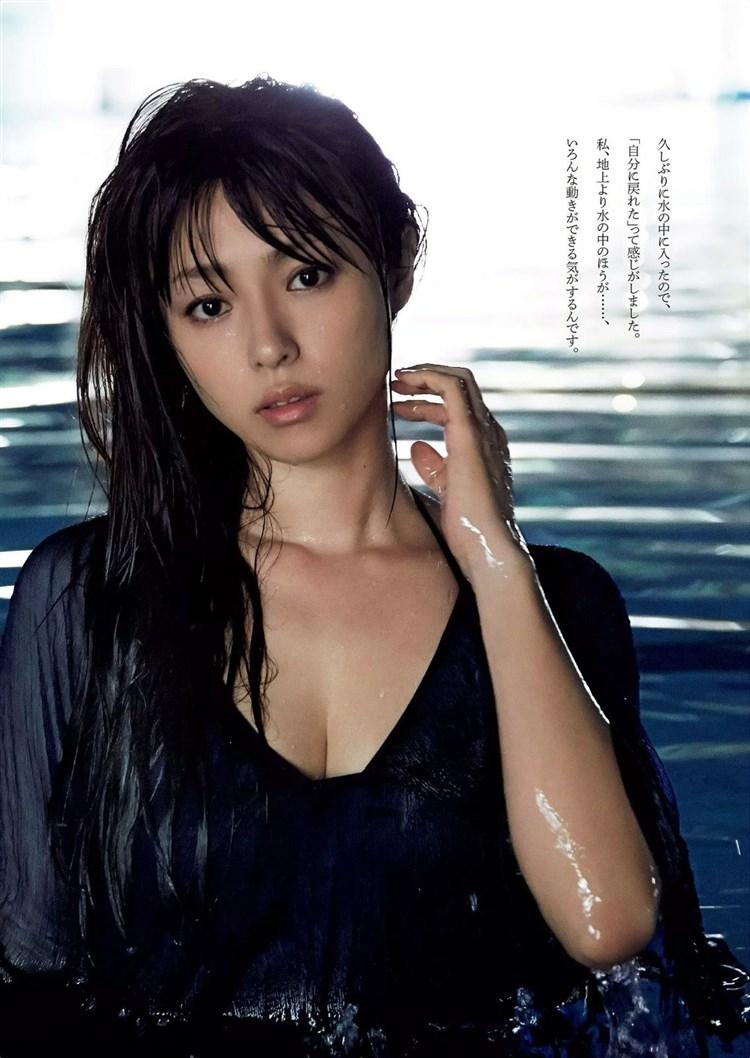 深田恭子がニット巨乳で地上波でド迫力おっぱい見せつけエロすぎwwwww(エロキャプ画像あり)・13枚目の画像