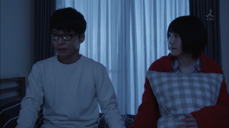新垣結衣の『逃げ恥』パジャマ姿・キスシーンエロ画像002