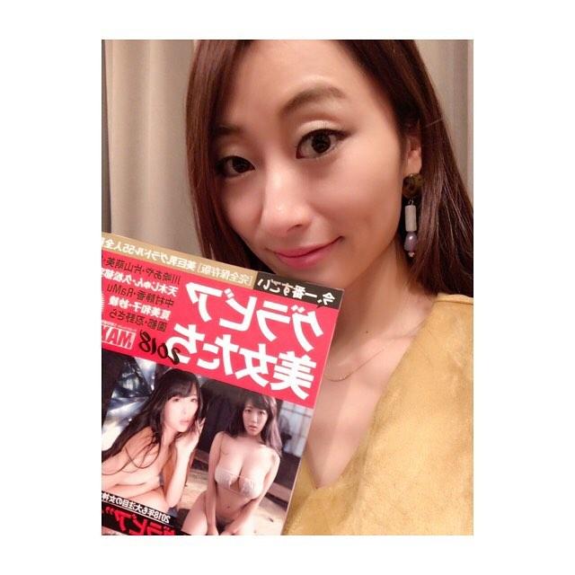 松村加南子(32)のGカップ薬剤師の抜けるグラビア画像80枚・48枚目の画像