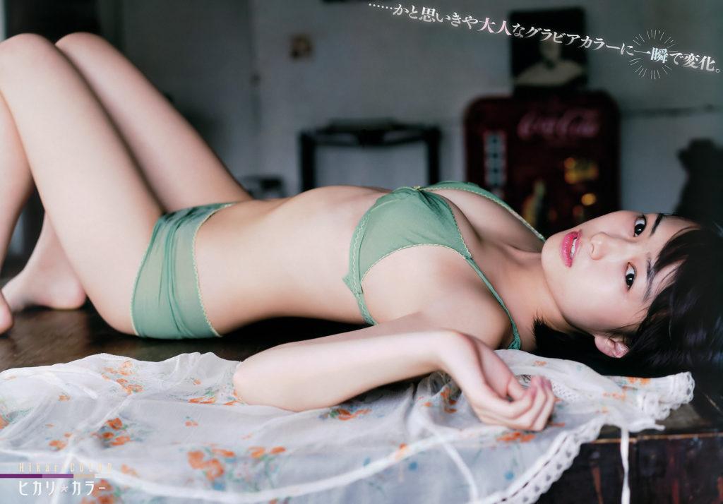 滝口ひかり(23)のアイコラヌード&水着グラビアエロ画像92枚・40枚目の画像
