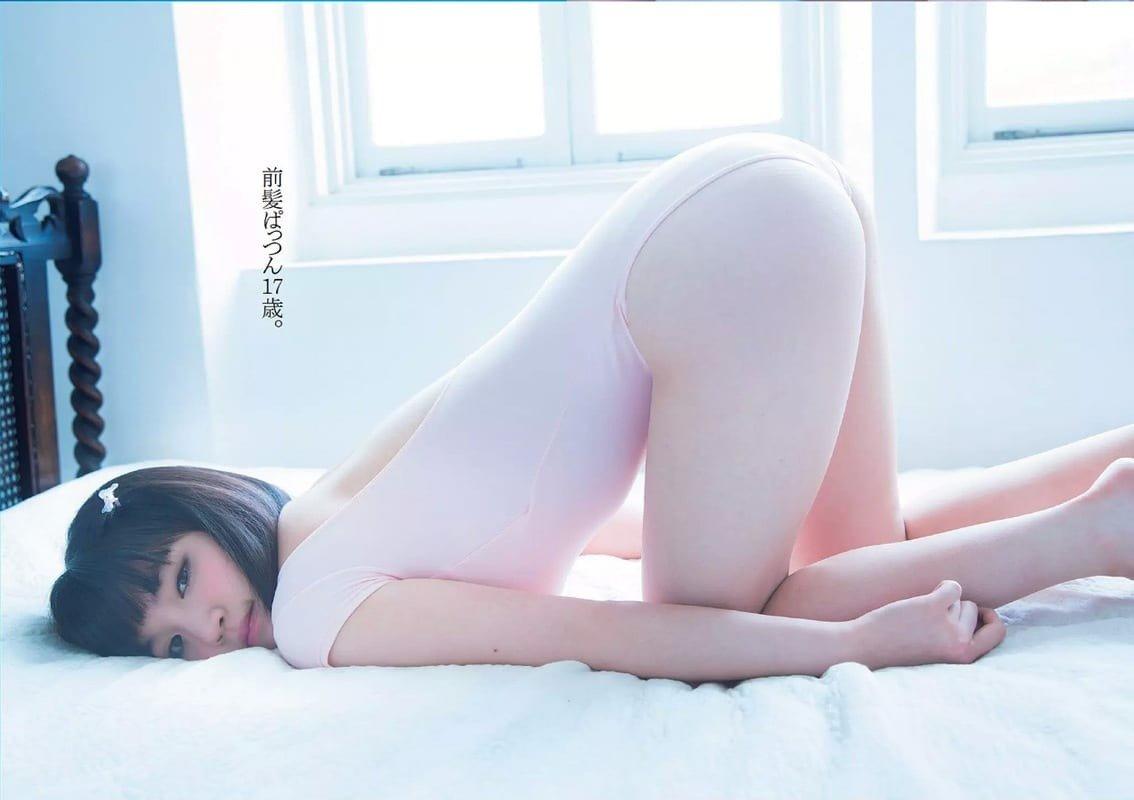 根本凪(19)GカップJKアイドルの水着グラビアエロ画像90枚・37枚目の画像