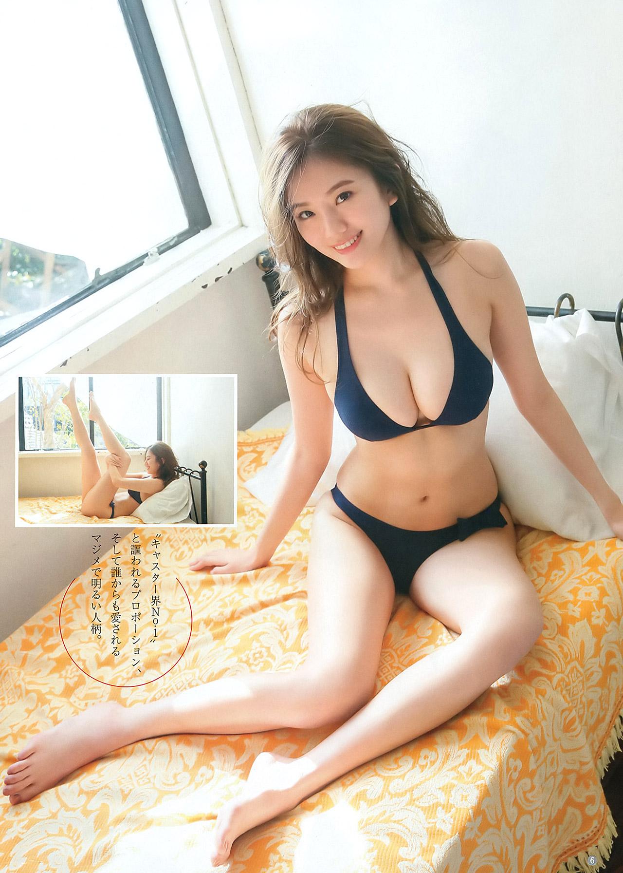 伊東紗冶子(23)Gカップキャスターの水着グラビア画像128枚・62枚目の画像
