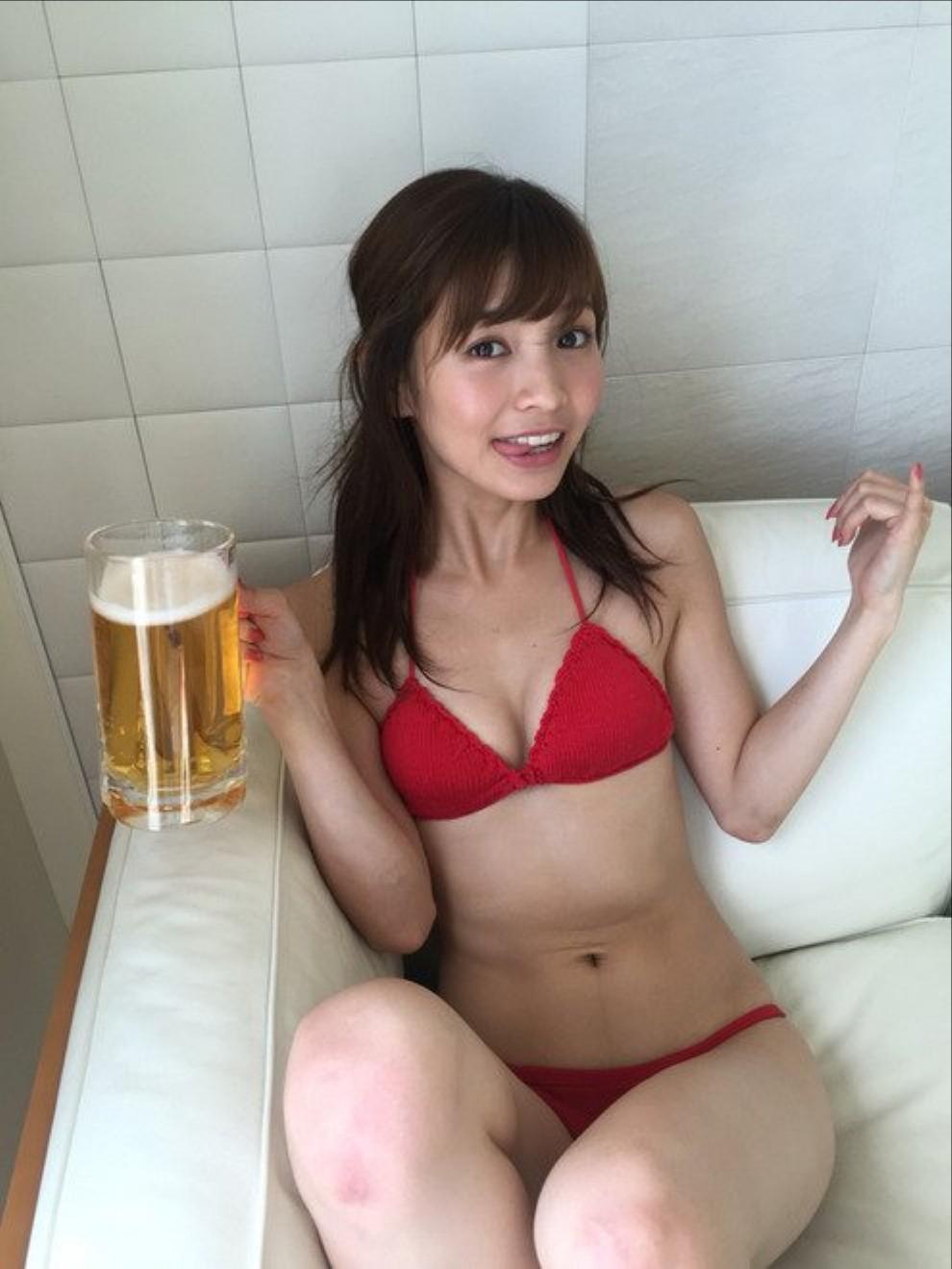 ほのか(22)ビール売り子の水着グラビア画像80枚・50枚目の画像