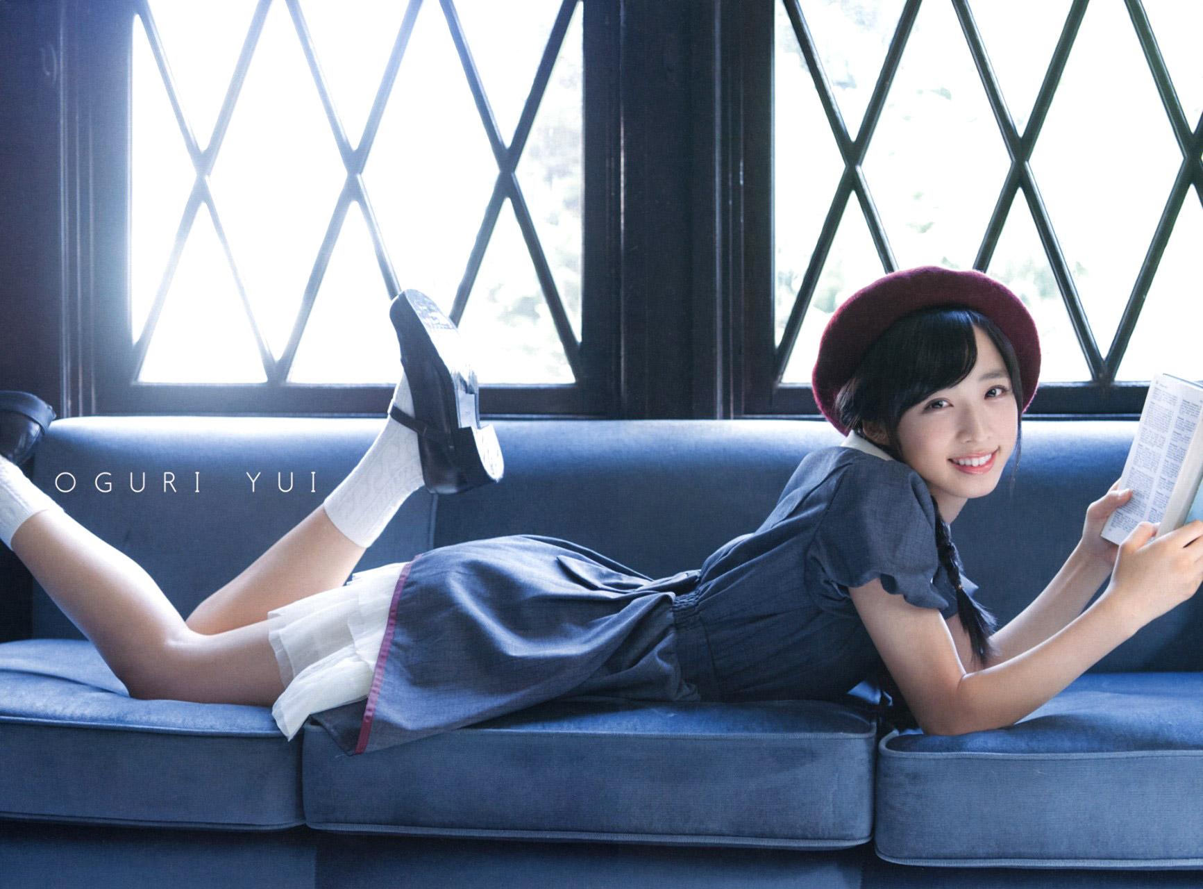 AKB48小栗有以(15)美少女アイドルの抜けるエロ画像52枚・49枚目の画像