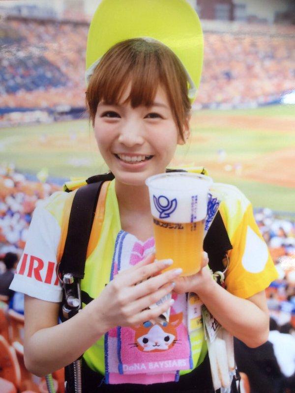 ほのか(22)ビール売り子の水着グラビア画像80枚・70枚目の画像