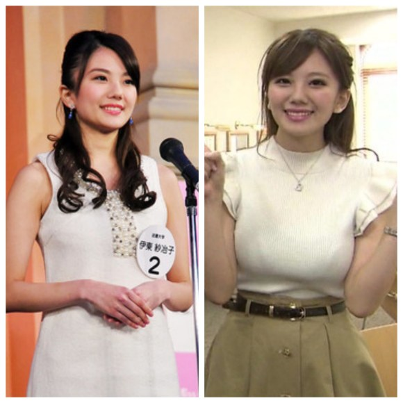伊東紗冶子(23)Gカップキャスターの水着グラビア画像128枚・90枚目の画像