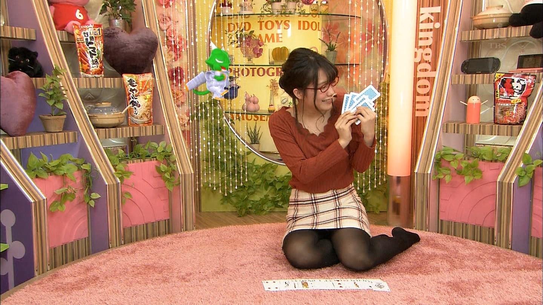 加藤里保菜 ランク王国メガネ美少女エロ画像61枚!疑似フェラに美乳おっぱいがけしからんエロさwww・66枚目の画像