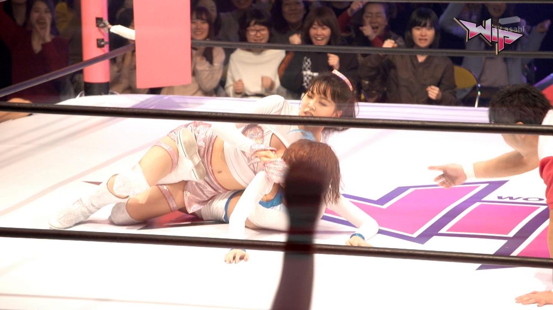AKBプロレスドラマ エロ画像96枚!松井珠理奈のマンスジ、白間美瑠の胸チラ、高柳明音の乳首ポッチetc…・99枚目の画像