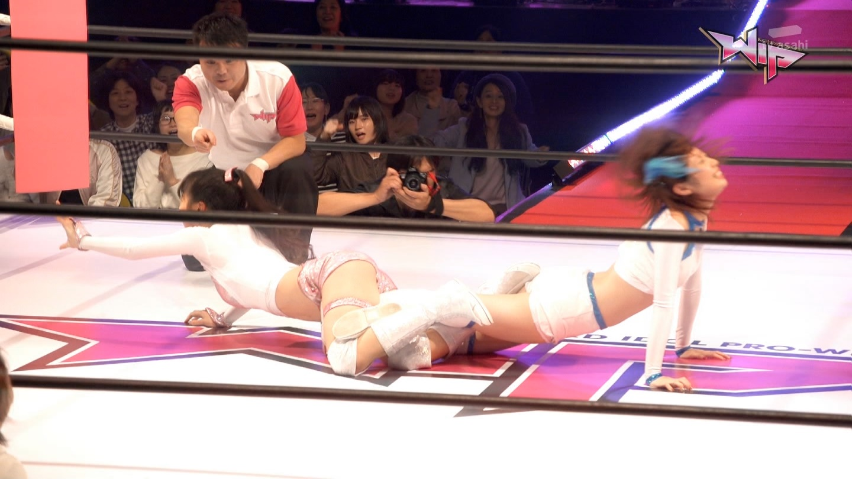 AKBプロレスドラマ エロ画像96枚!松井珠理奈のマンスジ、白間美瑠の胸チラ、高柳明音の乳首ポッチetc…・103枚目の画像