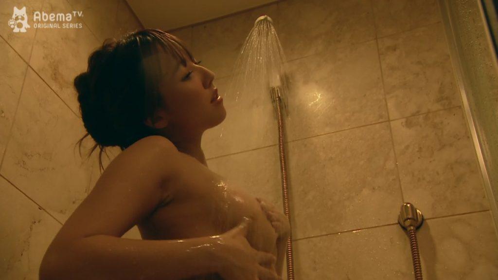三上悠亜のヌード濡れ場エロ画像003