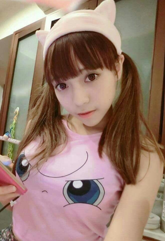 韓国アイドル級美女の自画撮りエロ画像23枚・8枚目の画像