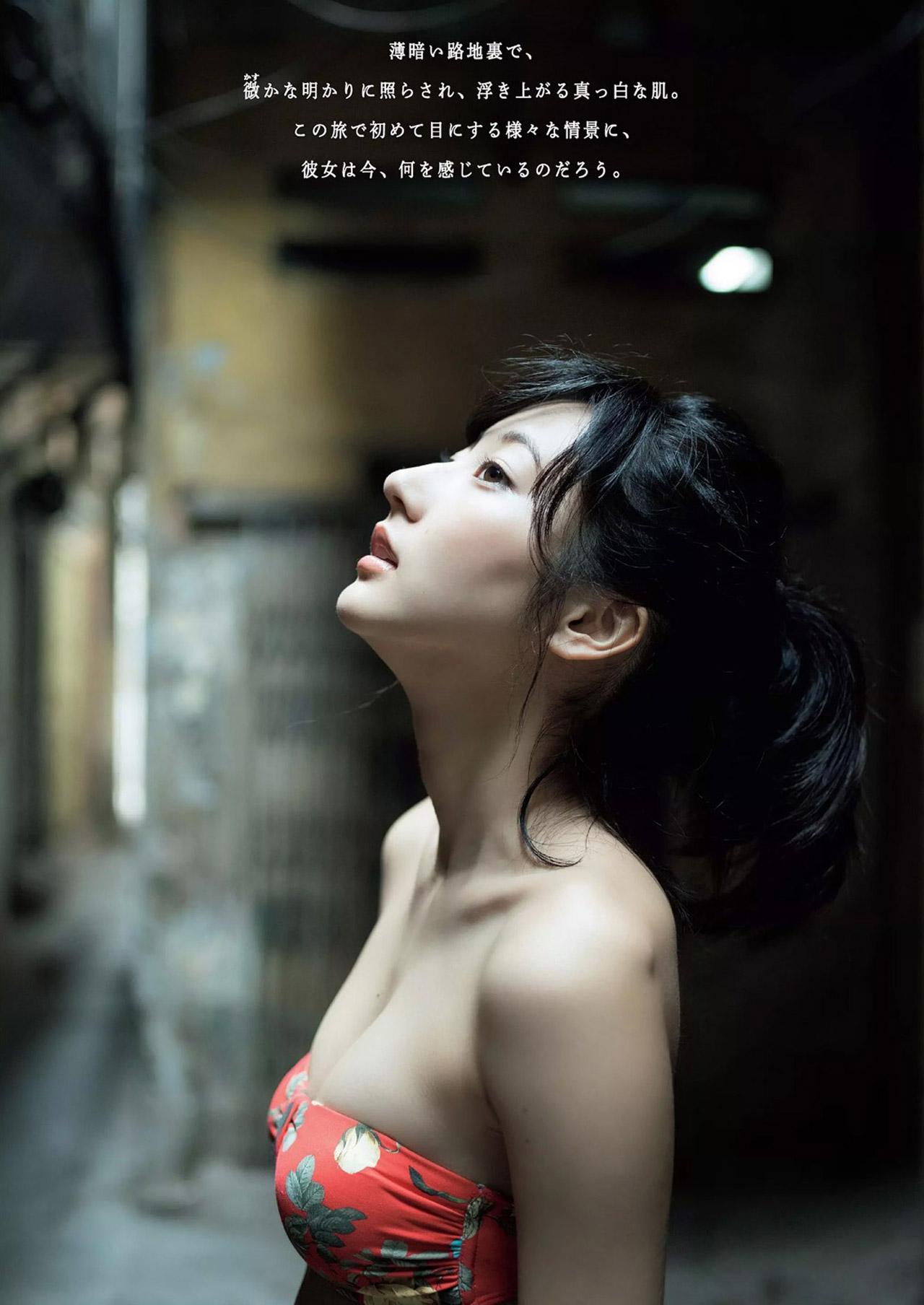 武田玲奈(20)の最新イメージDVD&グラビアエロ画像141枚・72枚目の画像
