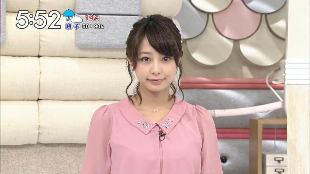 宇垣アナ(26)のアイコラヌード&Gカップ胸チラエロ画像118枚・48枚目の画像