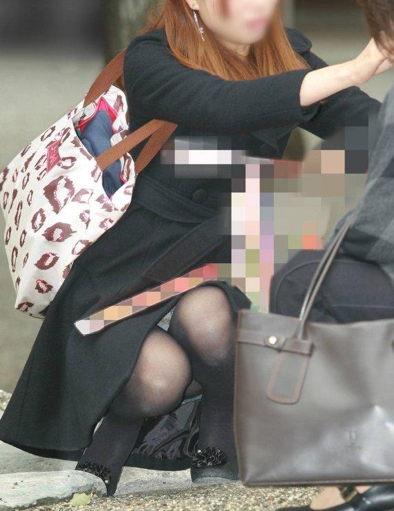 子連れ妻のパンチラ盗撮エロ画像30枚・11枚目の画像
