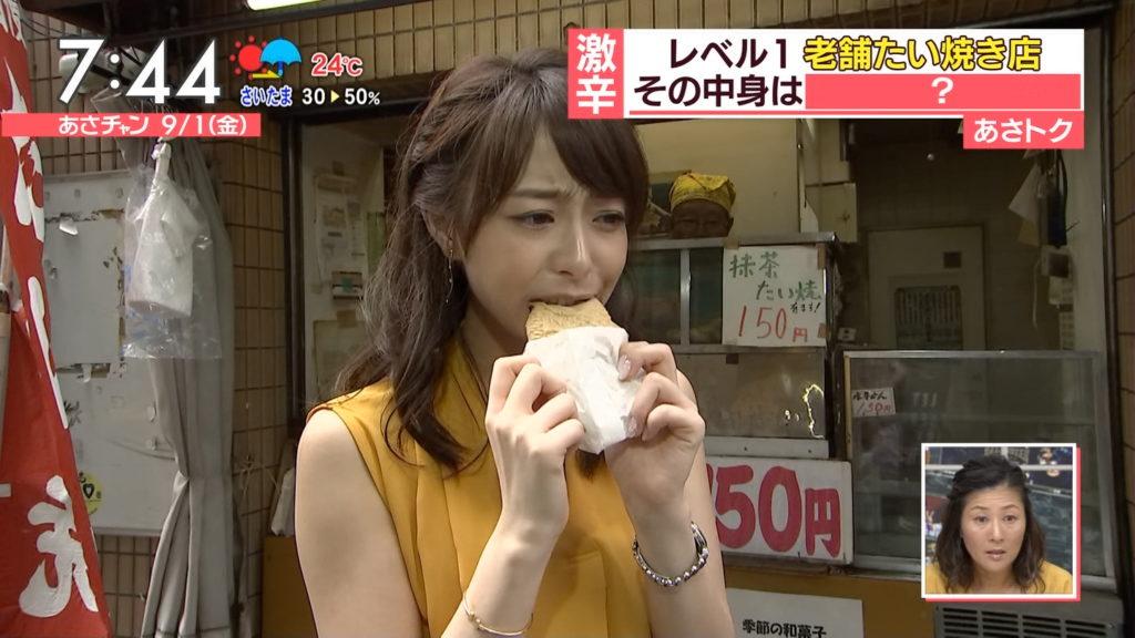 宇垣アナ(26)のアイコラヌード&Gカップ胸チラエロ画像118枚・18枚目の画像