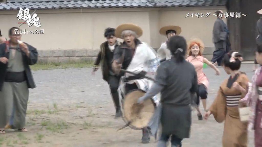 橋本環奈の実写映画『銀魂』エロ画像004
