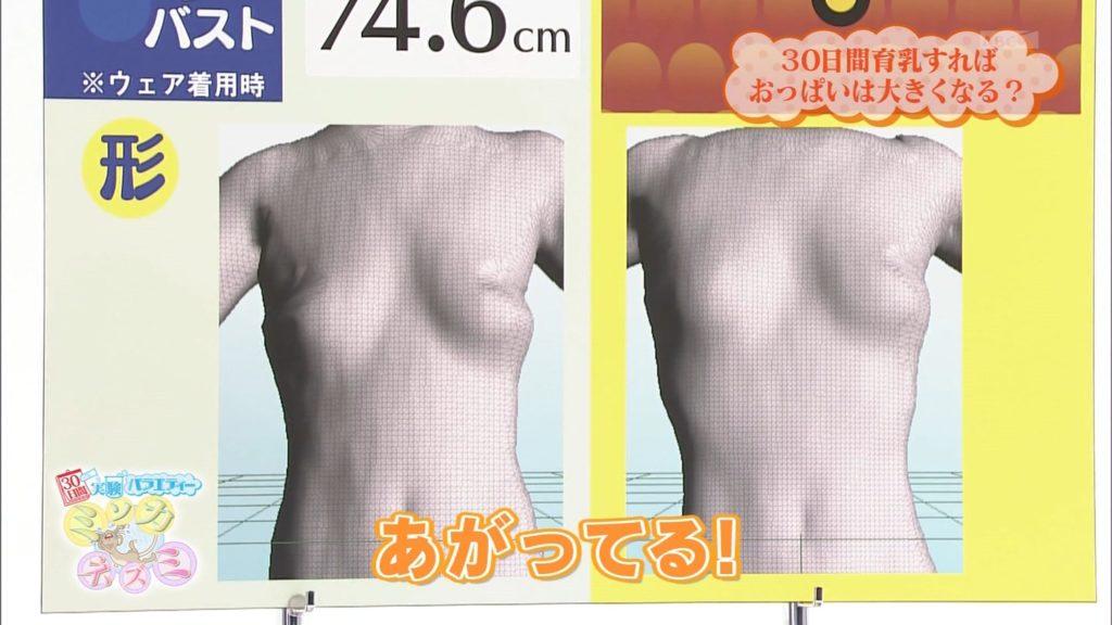尼神インター渚が乳首を完全ポロリする放送事故エロ画像23枚・18枚目の画像