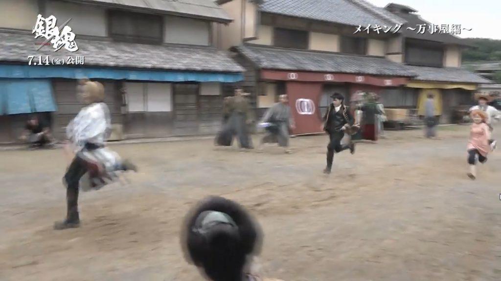 橋本環奈の実写映画『銀魂』エロ画像013