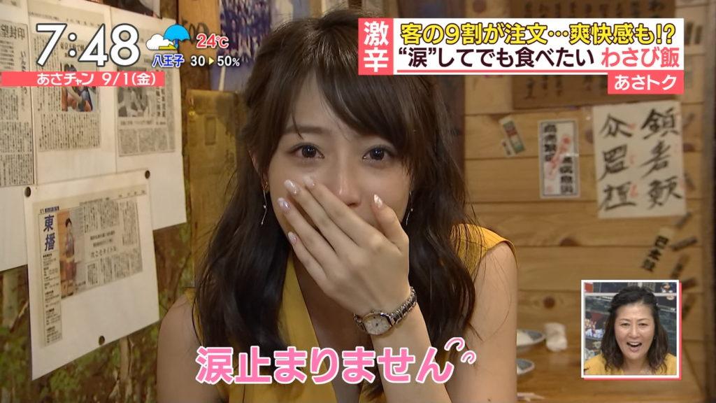 宇垣アナ(26)のアイコラヌード&Gカップ胸チラエロ画像118枚・31枚目の画像
