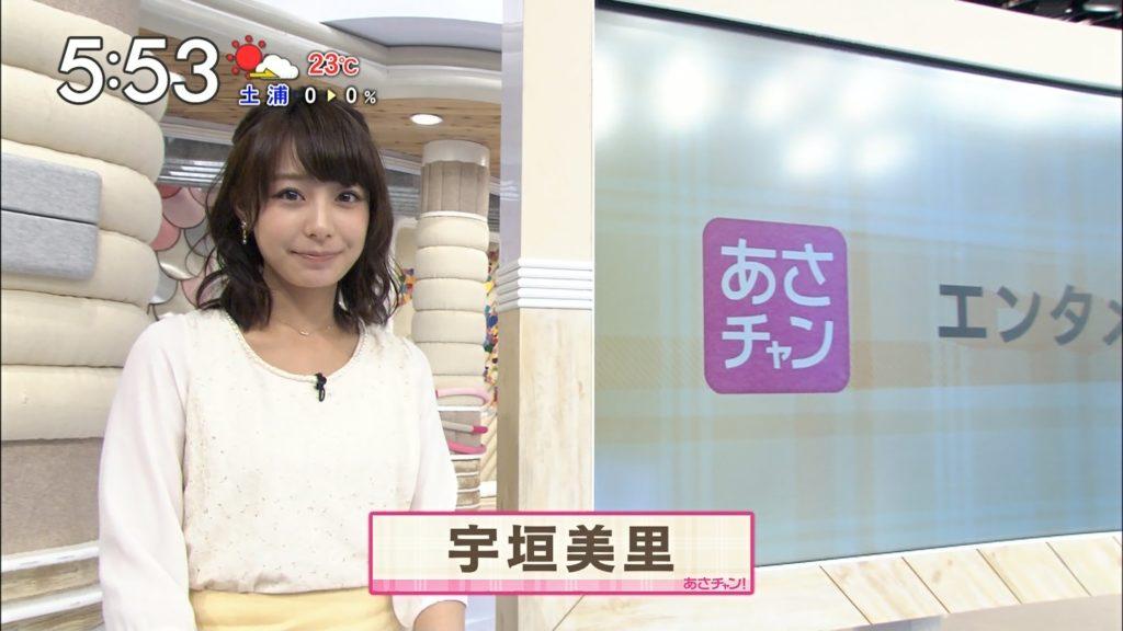 宇垣アナ(26)のアイコラヌード&Gカップ胸チラエロ画像118枚・76枚目の画像