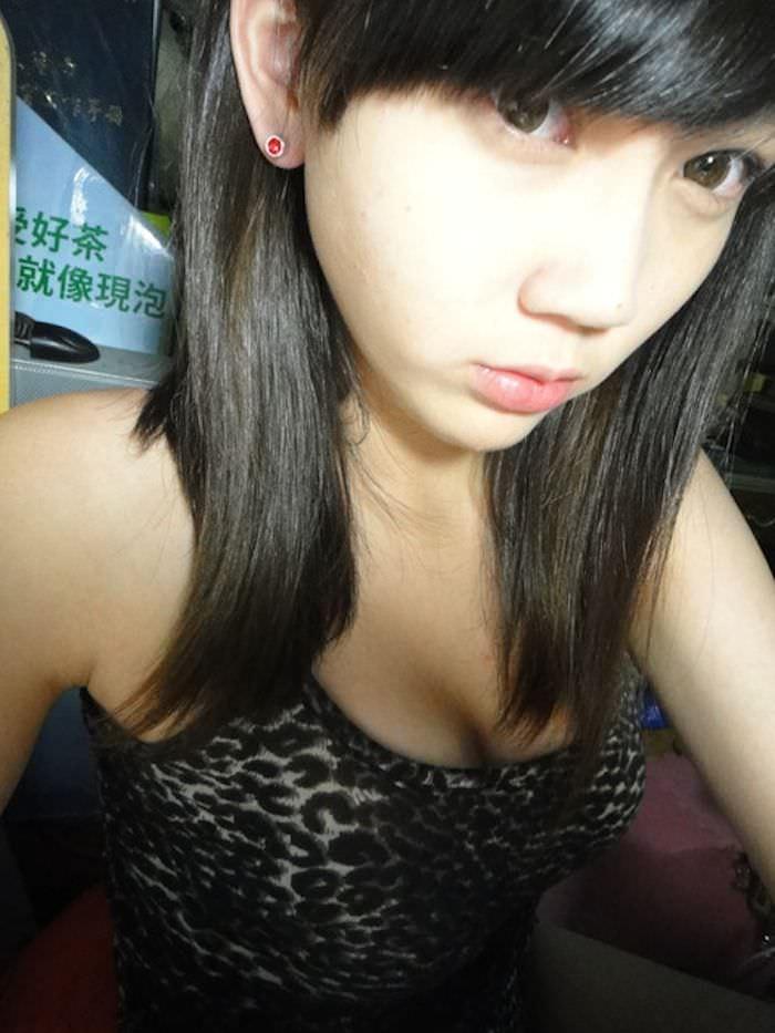 台湾美女の全裸自画撮りヌードエロ画像37枚・41枚目の画像