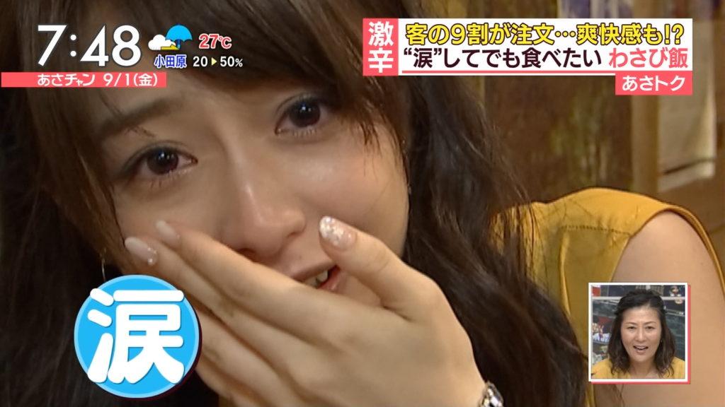 宇垣アナ(26)のアイコラヌード&Gカップ胸チラエロ画像118枚・36枚目の画像