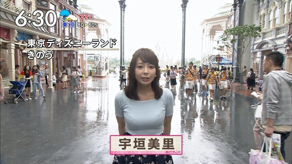 宇垣アナ(26)のアイコラヌード&Gカップ胸チラエロ画像118枚・80枚目の画像