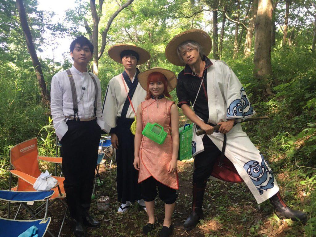 橋本環奈の実写映画『銀魂』エロ画像029