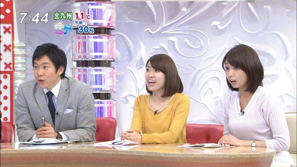 宇垣アナ(26)のアイコラヌード&Gカップ胸チラエロ画像118枚・120枚目の画像