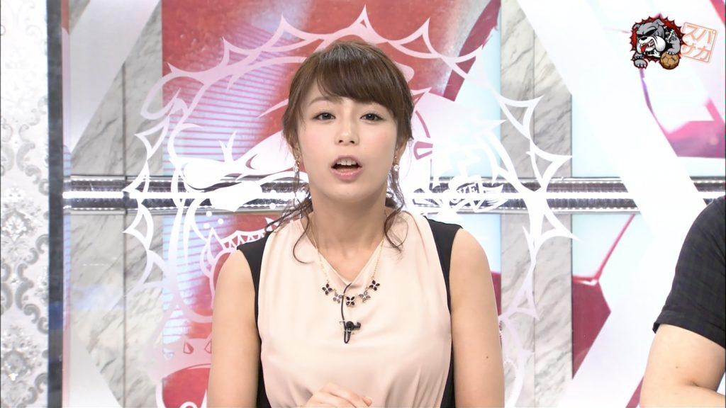 宇垣アナ(26)のアイコラヌード&Gカップ胸チラエロ画像118枚・121枚目の画像