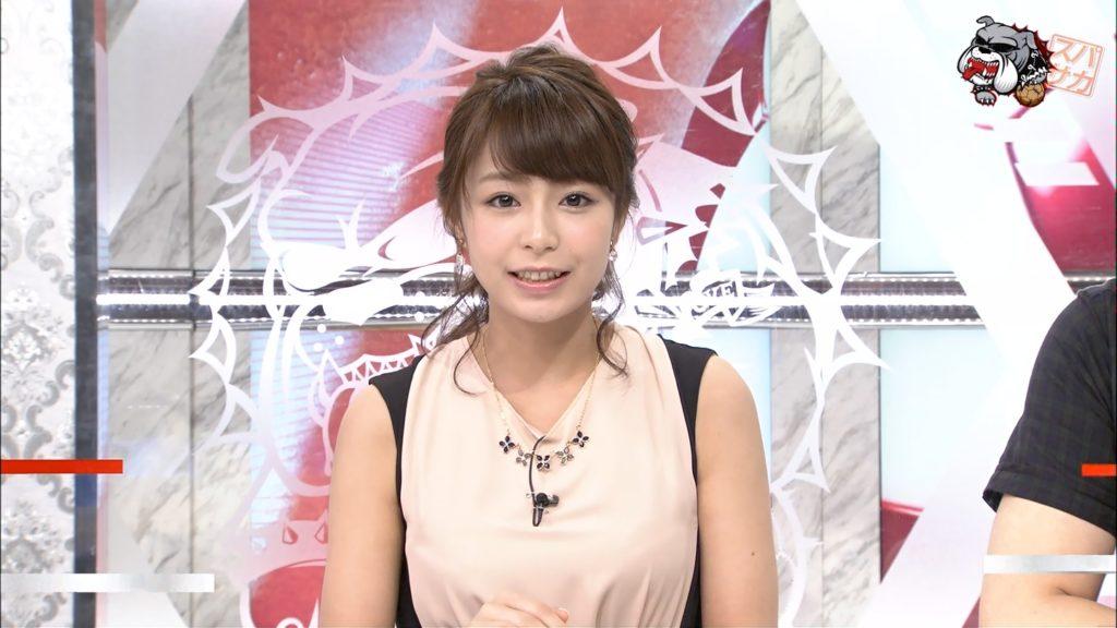 宇垣アナ(26)のアイコラヌード&Gカップ胸チラエロ画像118枚・124枚目の画像