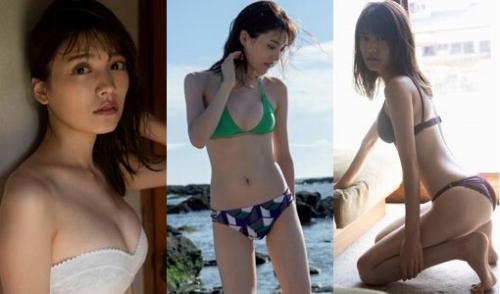 松永有紗のスリーサイズ画像