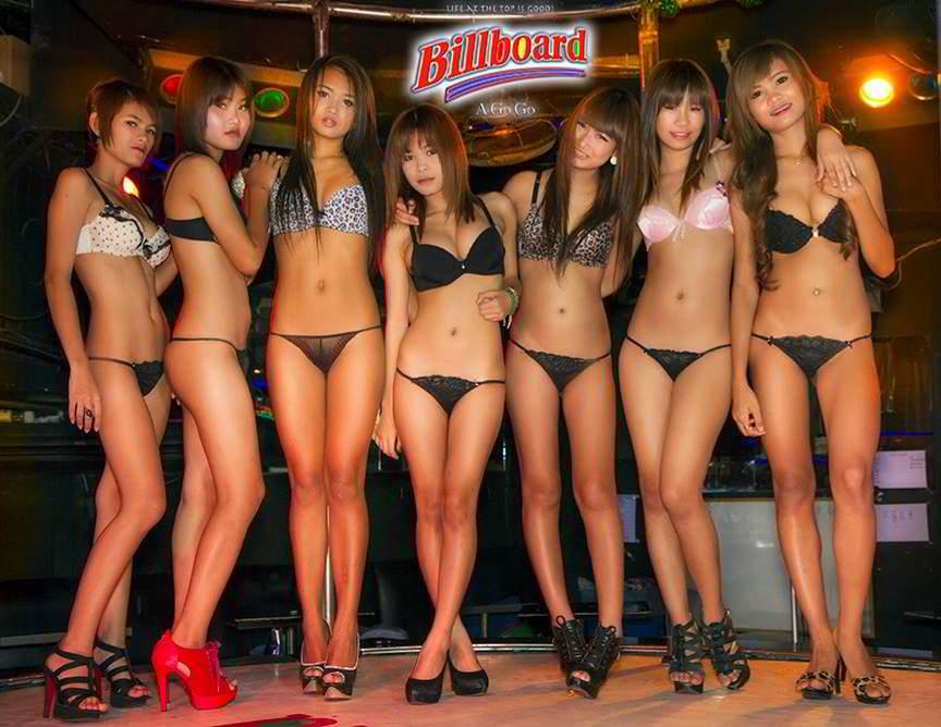 ゴーゴーバーという海外の売春所のエロ画像35枚・1枚目の画像